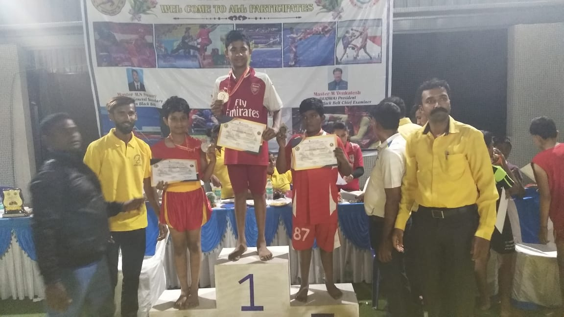 Urban District Wushu Championship – Tej Sundara