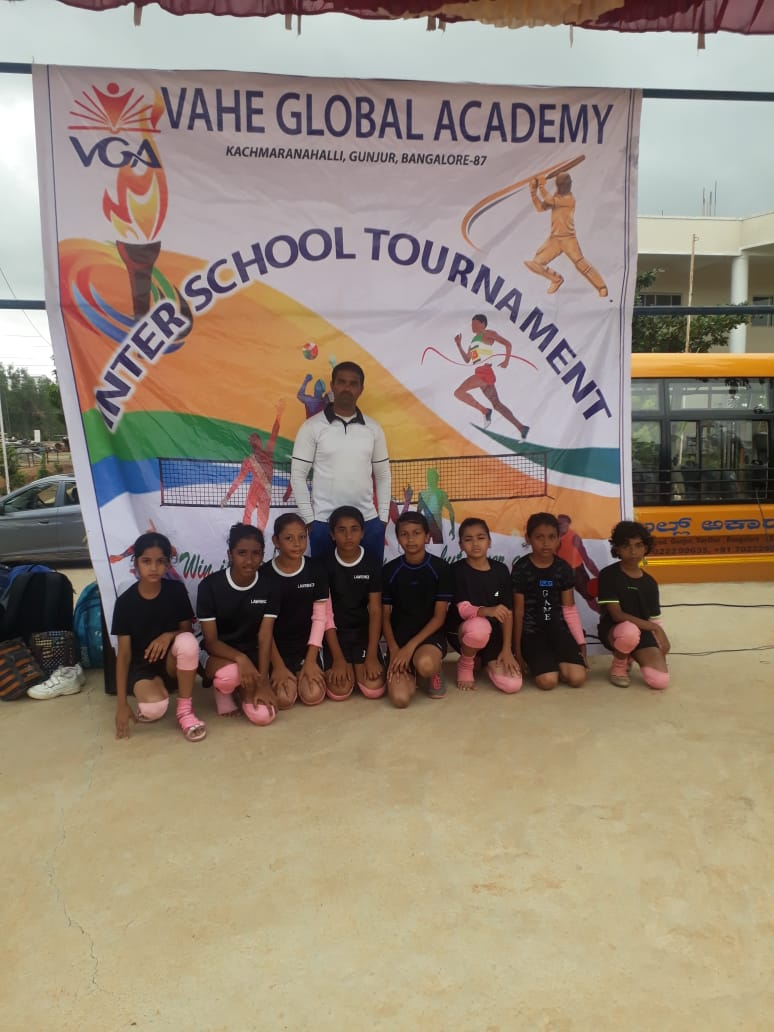 Interschool Kabbadi Tournament