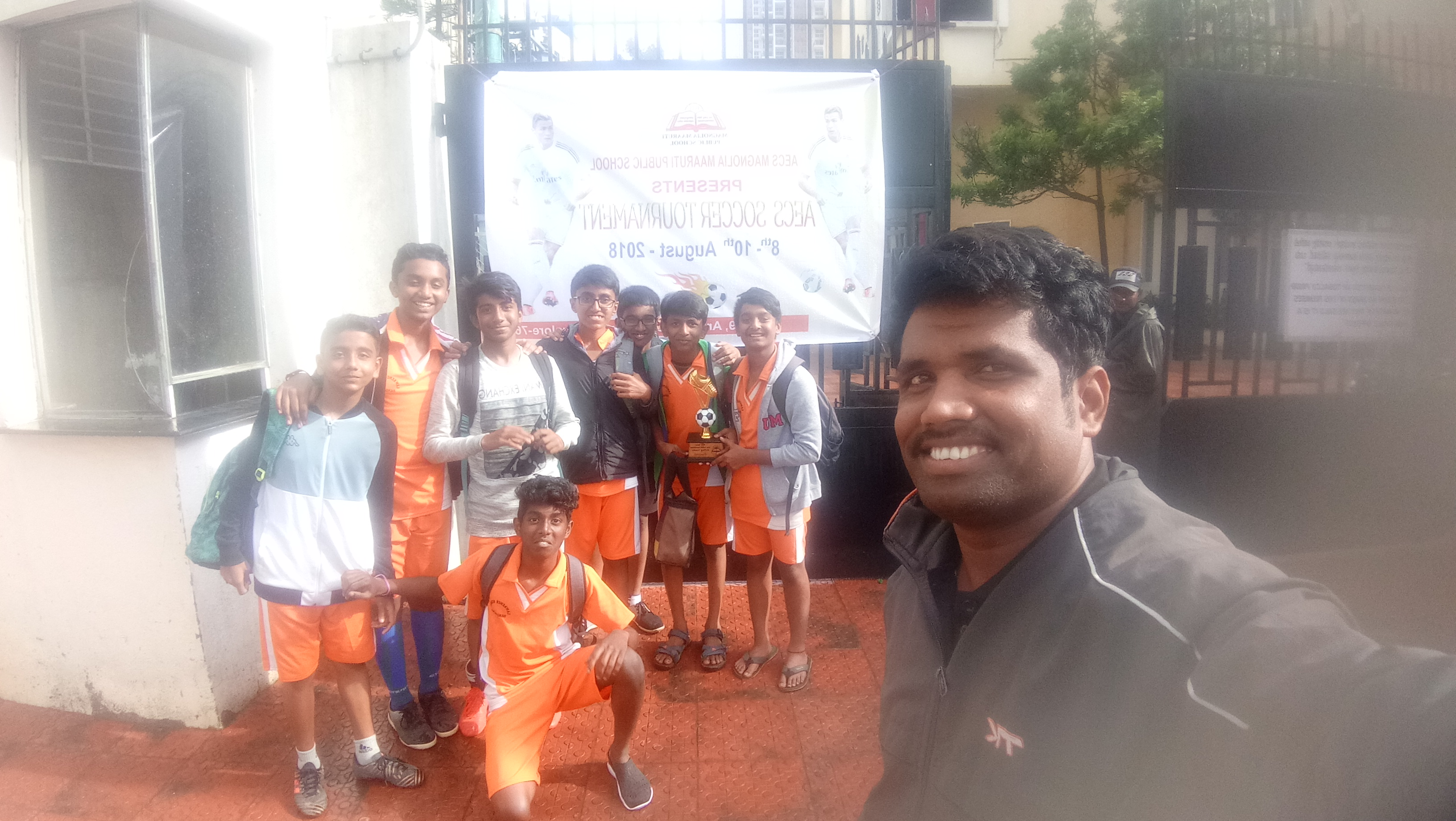 Inter School Under 15 Football Tournament